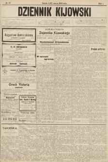 Dziennik Kijowski. 1906, nr27
