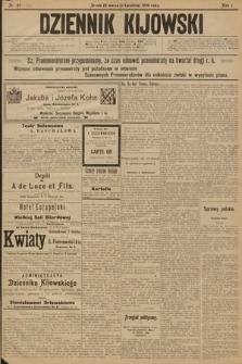 Dziennik Kijowski. 1906, nr47