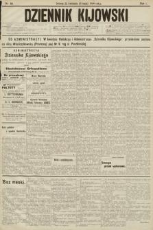 Dziennik Kijowski. 1906, nr66