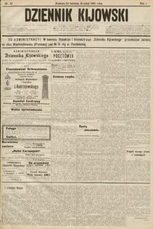 Dziennik Kijowski. 1906, nr67