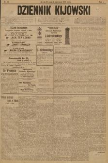 Dziennik Kijowski. 1906, nr91