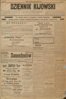 Dziennik Kijowski. 1906, nr110