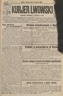 Kurjer Lwowski. 1921, nr60