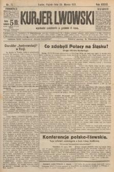 Kurjer Lwowski. 1921, nr71
