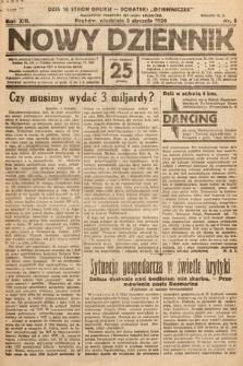 Nowy Dziennik. 1930, nr5