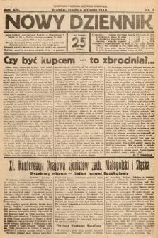 Nowy Dziennik. 1930, nr7