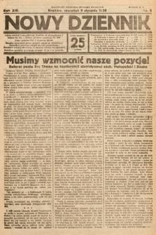 Nowy Dziennik. 1930, nr8