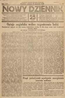 Nowy Dziennik. 1930, nr10