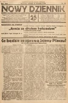 Nowy Dziennik. 1930, nr13