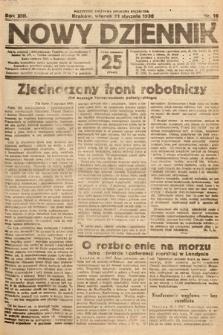 Nowy Dziennik. 1930, nr16