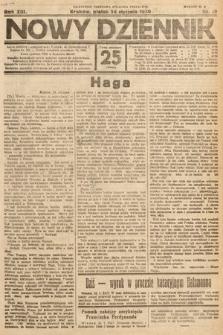 Nowy Dziennik. 1930, nr19