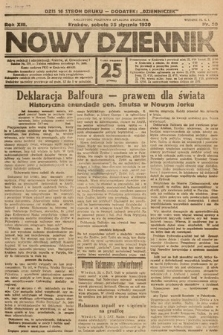 Nowy Dziennik. 1930, nr20