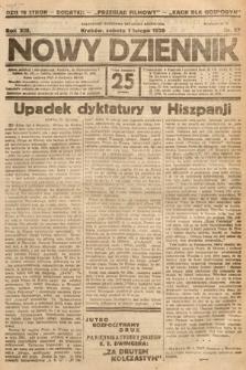 Nowy Dziennik. 1930, nr27