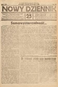Nowy Dziennik. 1930, nr37