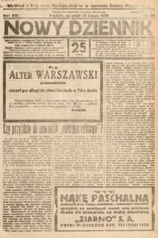 Nowy Dziennik. 1930, nr39