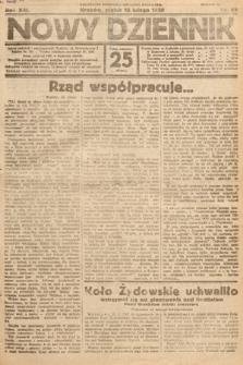 Nowy Dziennik. 1930, nr40