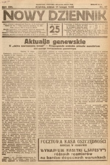 Nowy Dziennik. 1930, nr47