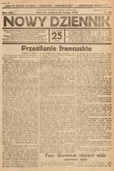 Nowy Dziennik. 1930, nr48