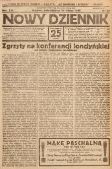 Nowy Dziennik. 1930, nr50