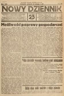 Nowy Dziennik. 1930, nr51