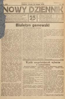 Nowy Dziennik. 1930, nr52