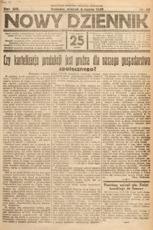 Nowy Dziennik. 1930, nr58