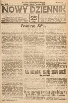 Nowy Dziennik. 1930, nr61