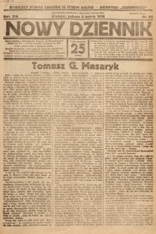 Nowy Dziennik. 1930, nr62