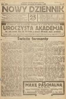 Nowy Dziennik. 1930, nr67