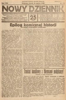 Nowy Dziennik. 1930, nr73