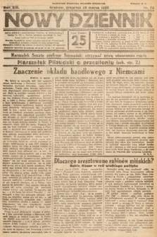 Nowy Dziennik. 1930, nr74