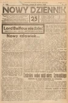 Nowy Dziennik. 1930, nr75