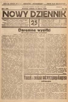 Nowy Dziennik. 1930, nr76