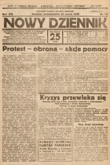 Nowy Dziennik. 1930, nr78