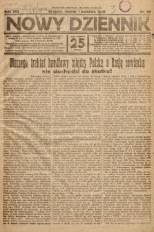 Nowy Dziennik. 1930, nr86
