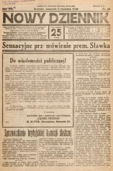 Nowy Dziennik. 1930, nr88
