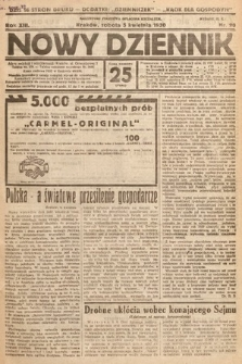 Nowy Dziennik. 1930, nr90