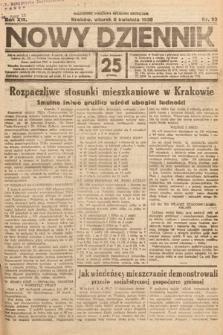 Nowy Dziennik. 1930, nr93