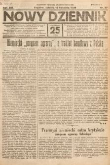 Nowy Dziennik. 1930, nr97