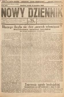 Nowy Dziennik. 1930, nr99