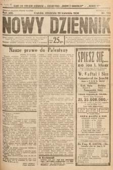 Nowy Dziennik. 1930, nr103