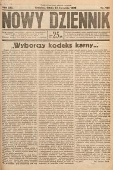 Nowy Dziennik. 1930, nr104