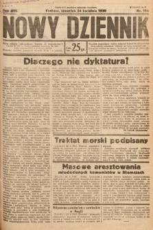 Nowy Dziennik. 1930, nr105