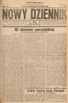 Nowy Dziennik. 1930, nr108
