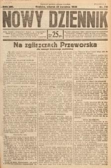 Nowy Dziennik. 1930, nr110