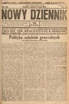 Nowy Dziennik. 1930, nr120
