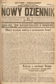 Nowy Dziennik. 1930, nr121
