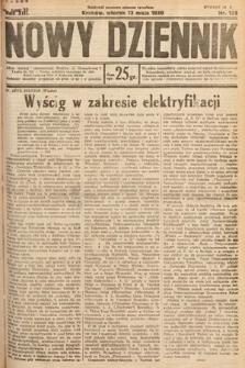 Nowy Dziennik. 1930, nr123