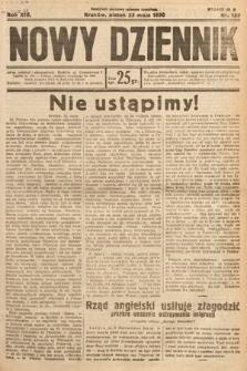 Nowy Dziennik. 1930, nr133
