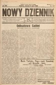 Nowy Dziennik. 1930, nr137